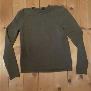 J. Crew Roll Hem Sweater